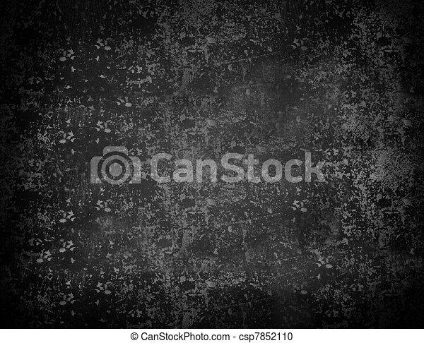 grunge background - csp7852110