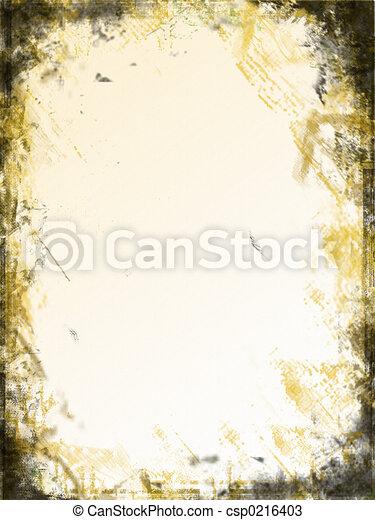 Grunge background - csp0216403