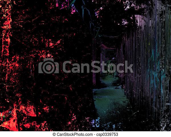 Grunge background - csp0339753