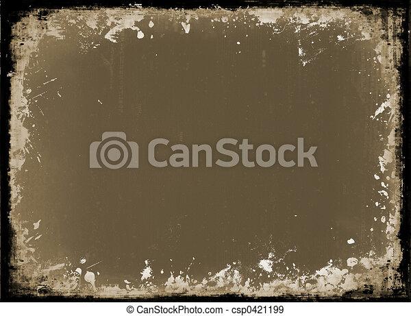 Grunge background - csp0421199