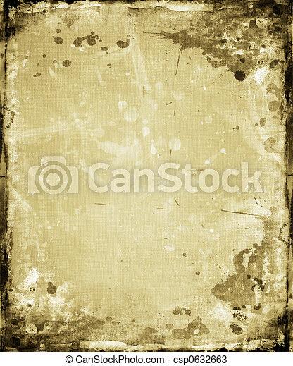 Grunge background - csp0632663