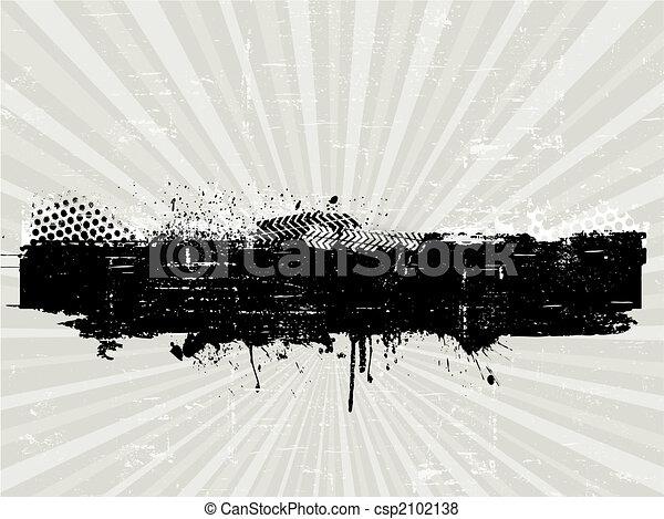 Grunge background - csp2102138