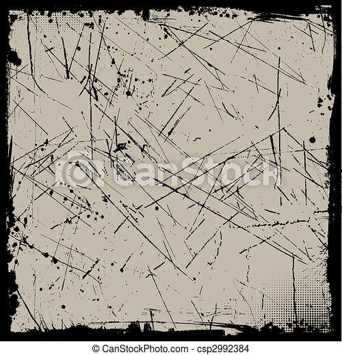 grunge background  - csp2992384