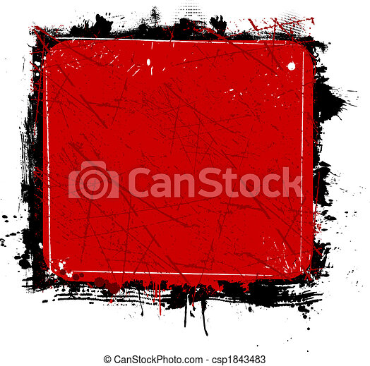 Grunge background  - csp1843483