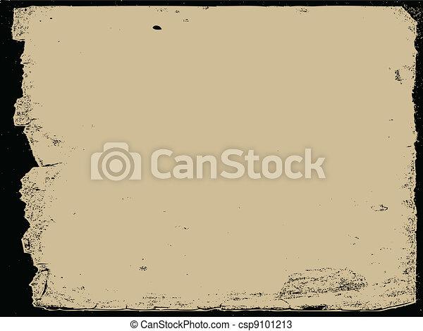 grunge background - csp9101213