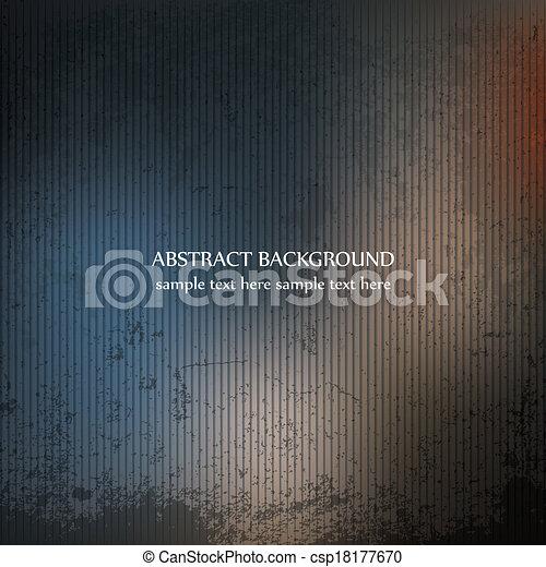 Grunge background - csp18177670