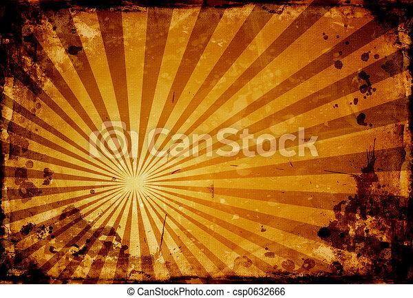 Grunge background - csp0632666