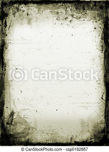 Grunge background - csp0162887