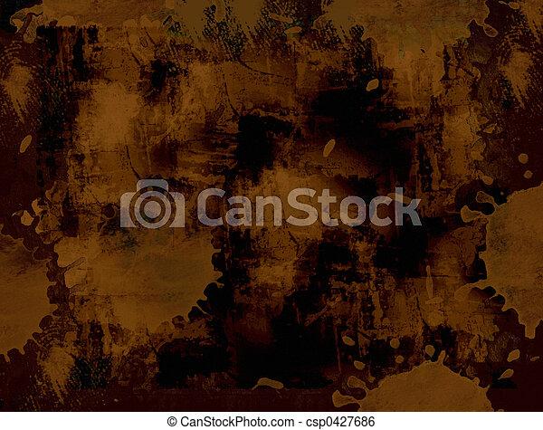 Grunge background - csp0427686