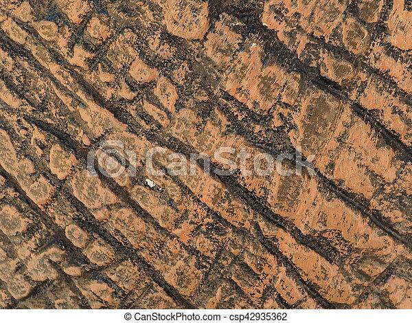 Grunge background texture. - csp42935362