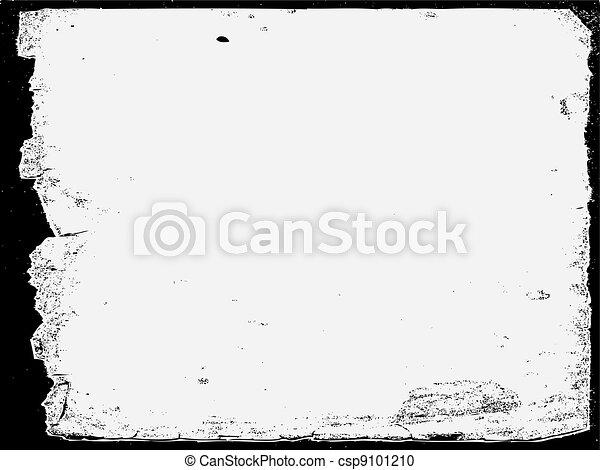 grunge background - csp9101210