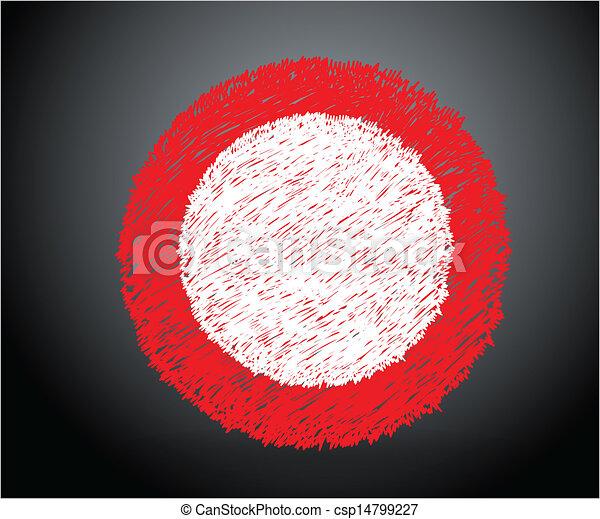 Grunge Background Vector - csp14799227
