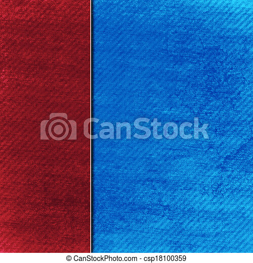 Grunge background with overlap - csp18100359
