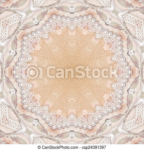 Grunge Beautiful Roses Background ( 1 of set) - csp24391397