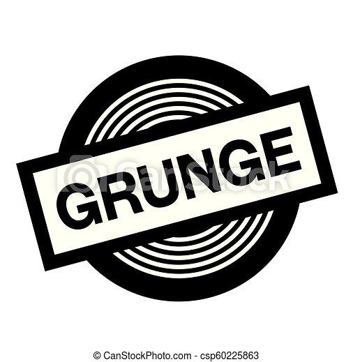 grunge black stamp - csp60225863