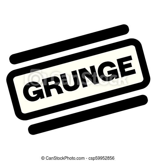 grunge black stamp - csp59952856