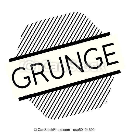 grunge black stamp - csp60124592