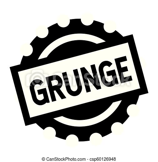grunge black stamp - csp60126948