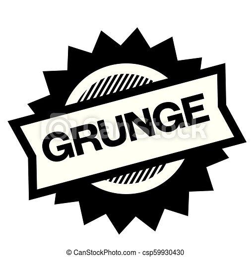 grunge black stamp - csp59930430