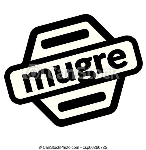 grunge black stamp - csp60260725