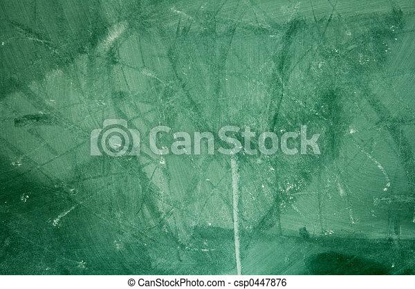 Grunge Blackboard - csp0447876