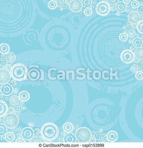 Grunge circles - csp0153899