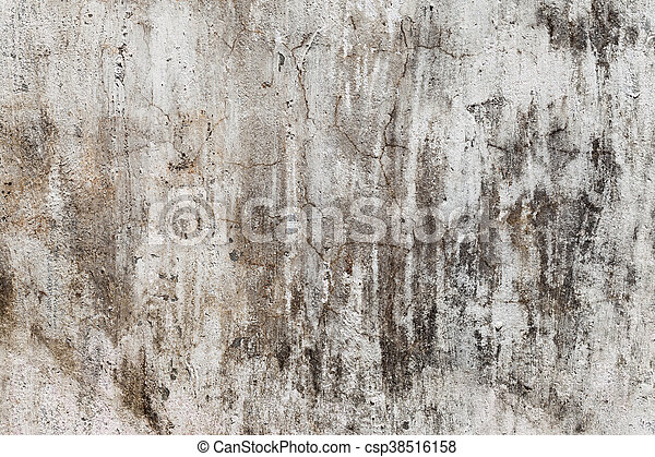 Grunge Concrete Old Texture Wall - csp38516158