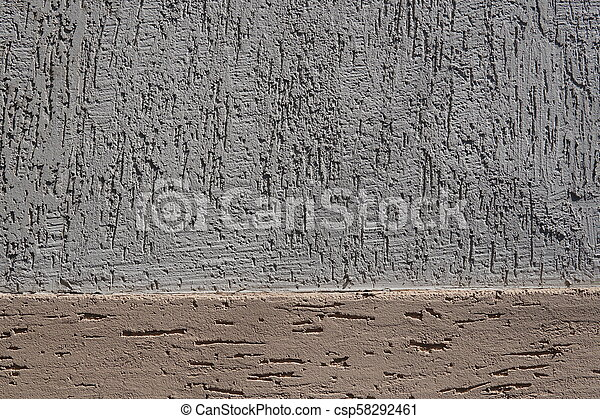 Grunge concrete wall texture background - csp58292461