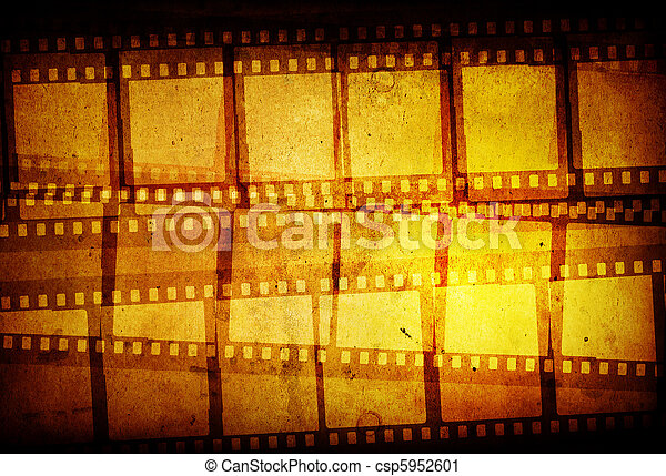 Grunge Camera Effect : Grunge film frame effect great film strip for textures and