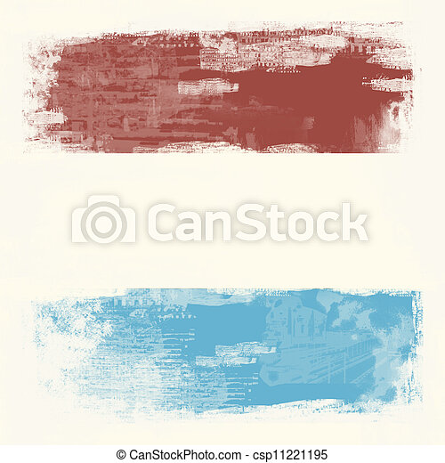 Grunge flag of Luxembourg - csp11221195