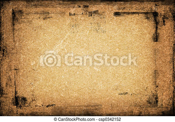 grunge, fondo, textured - csp0342152