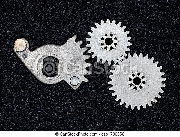 Grunge gears 1 - csp1706856