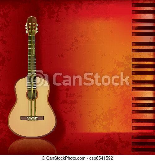 Grunge-Gitarre