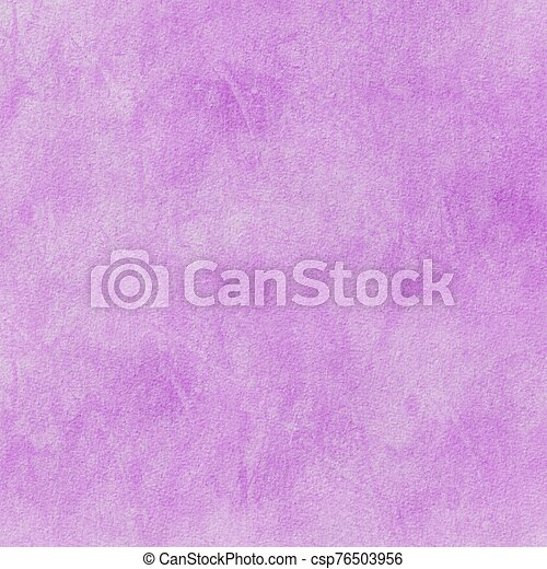 Grunge hand painted pink abstract textured background - csp76503956