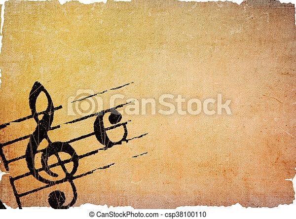 grunge melody - csp38100110