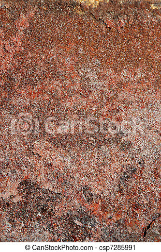 Textura de metal grunge - csp7285991