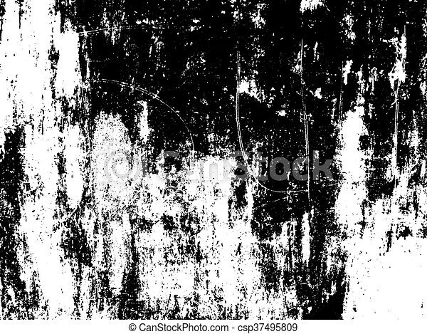 Superposición de textura oscura. Antecedentes de vector - csp37495809
