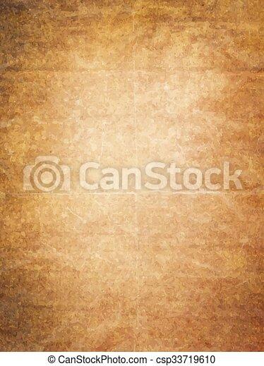 grunge paper background 1305 - csp33719610