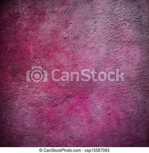 Grunge pink painted background - csp15587093