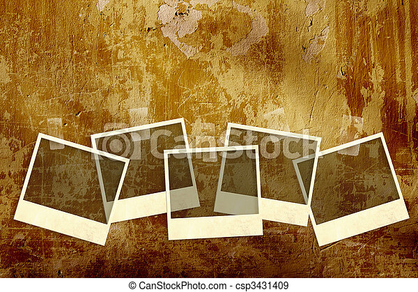 grunge, plano de fondo - csp3431409