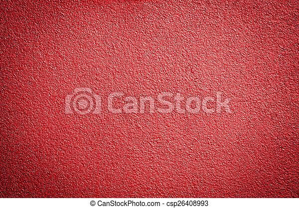 Grunge red metallic paint textured Photo of a grunge red metallic