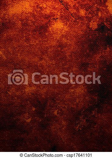 grunge, textura - csp17641101