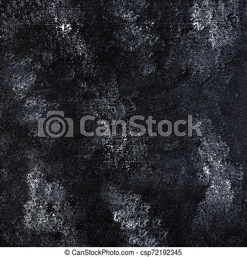grunge texture background concrete wall - csp72192345