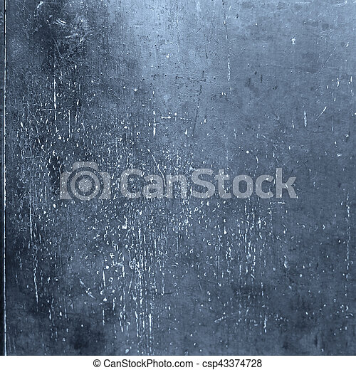 Grunge textured background with scratches. Vintage texture for your design - csp43374728