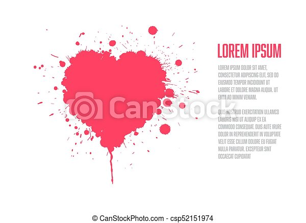 Grunge valentines card template grunge valentines day card grunge valentines card template vector pronofoot35fo Choice Image