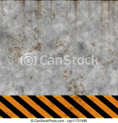 grunge wall - csp11701496