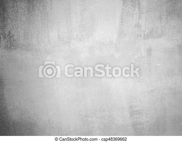 Grunge wall interior texture - csp48369662