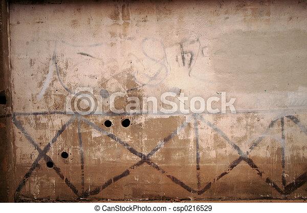grunge wall pattern - csp0216529
