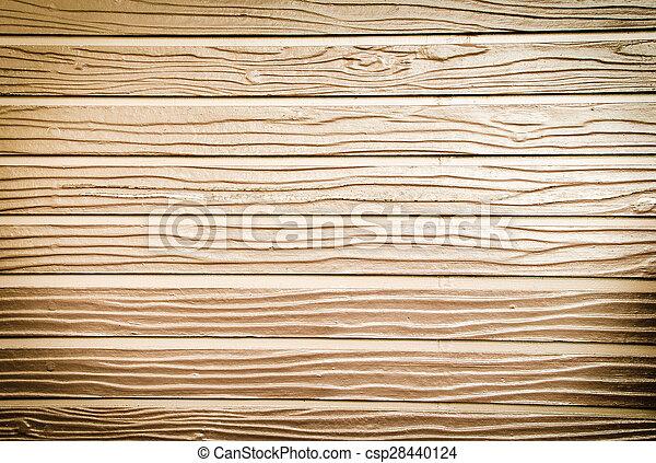 Grunge wood plank background texture - csp28440124