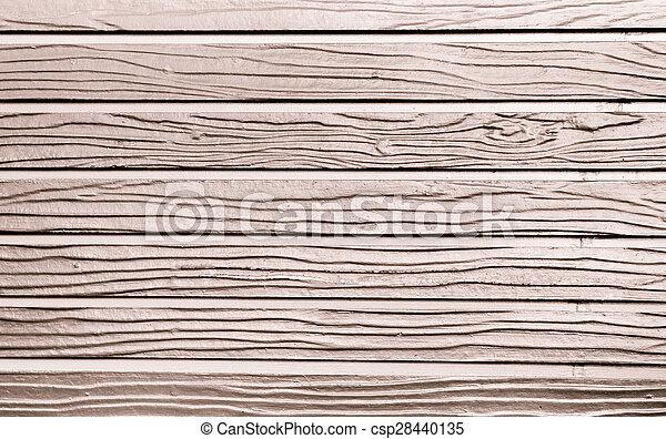 Grunge wood plank background texture - csp28440135